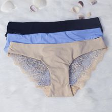 Sexy Women lace decorates with floral designs bikini thong back transparent Best Seller follow this link http://shopingayo.space