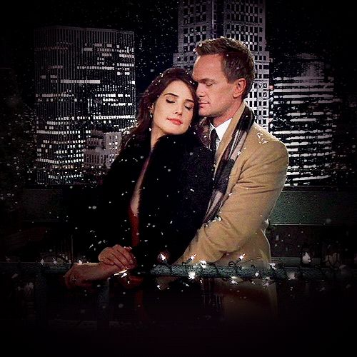 <b>It's going to be months before we get to kick off the final season of <i>How I Met Your Mother</i>.</b> In preparation, we need to talk about all the ways Barney and Robin are LEGEN -- wait for it...