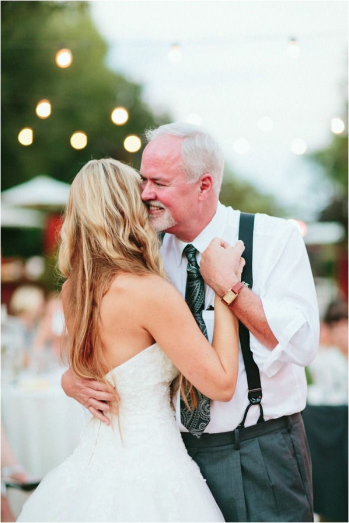 Father/daughter dance song ideas. These are so cute!