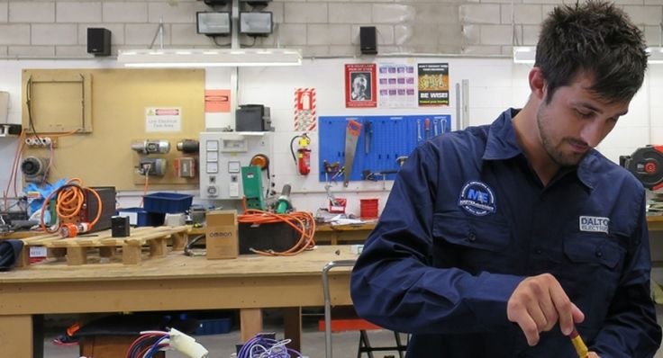 Ray's a qualified #Electrician. If you've #GotATrade you've always got a career. See how he's #GotItMade http://gotatrade.co.nz/story/ray-marais/