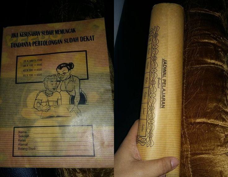 VIRAL Sampul Buku Tak Senonoh yang Bikin Netizen Prihatin