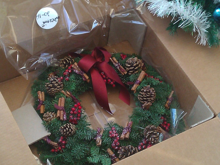 Roger & Gallet Christmas Wreath