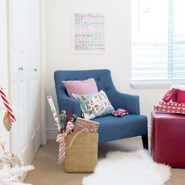 Colorful And Charming Children S Christmas Guest Room Lindsay Hill Interiors Christmas Guest Room Guest Room Design Hill Interiors