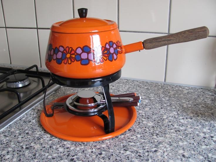 Brabantia fonduen 1970's