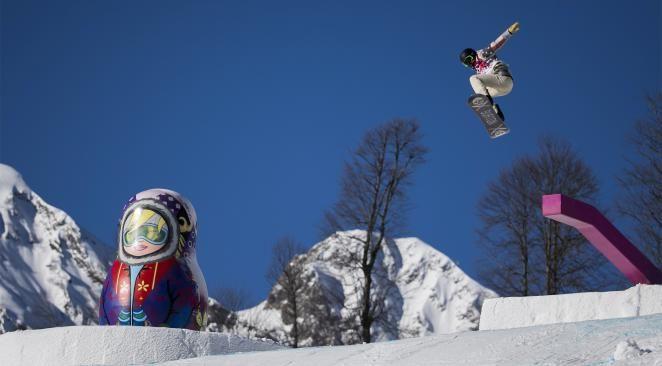 Danger en vue à Sotchi : les athlètes survivront-ils à la piste de slopestyle qui a fait renoncer la star de la discipline ?