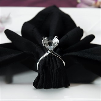 Napkin Holder #Bling #Wedding