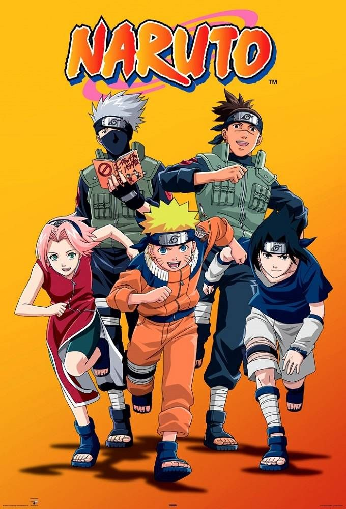 2002_07 Naruto - Japan - Directed by Kishimoto Masashi , With Takeuchi Junko , Nakamura Chie , Sugiyama Noriaki - Comedy , Action , Fantasy - ★★★★☆