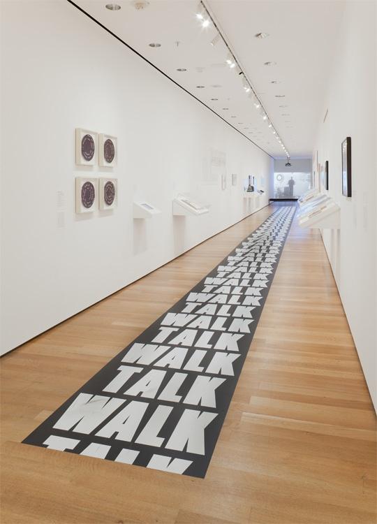 Ecstatic Alphabets/Heaps Of Language, MoMA, New York
