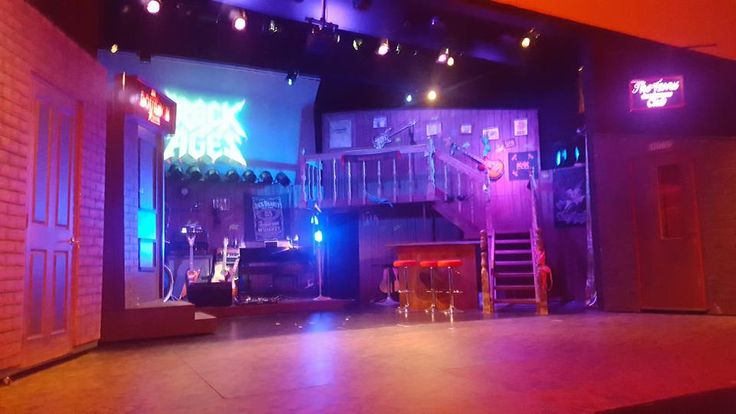 bare set Rock of ages