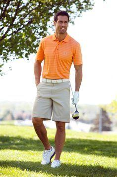 Image result for men golfing in summer