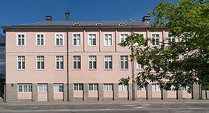 Pohjoinen koulu. Kuva: Jarkko Niskanen