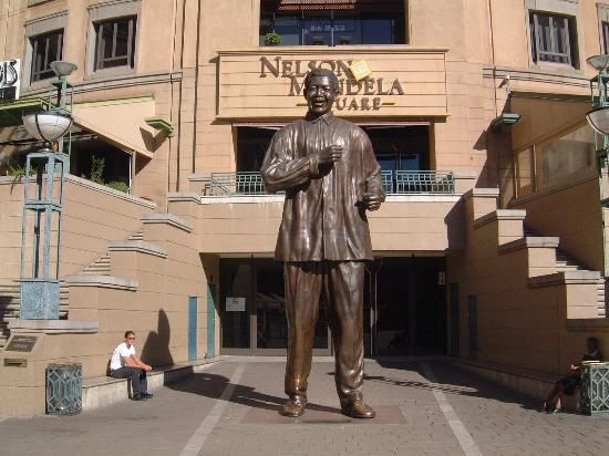 Nelson Mandela Square - Sandton, South Africa