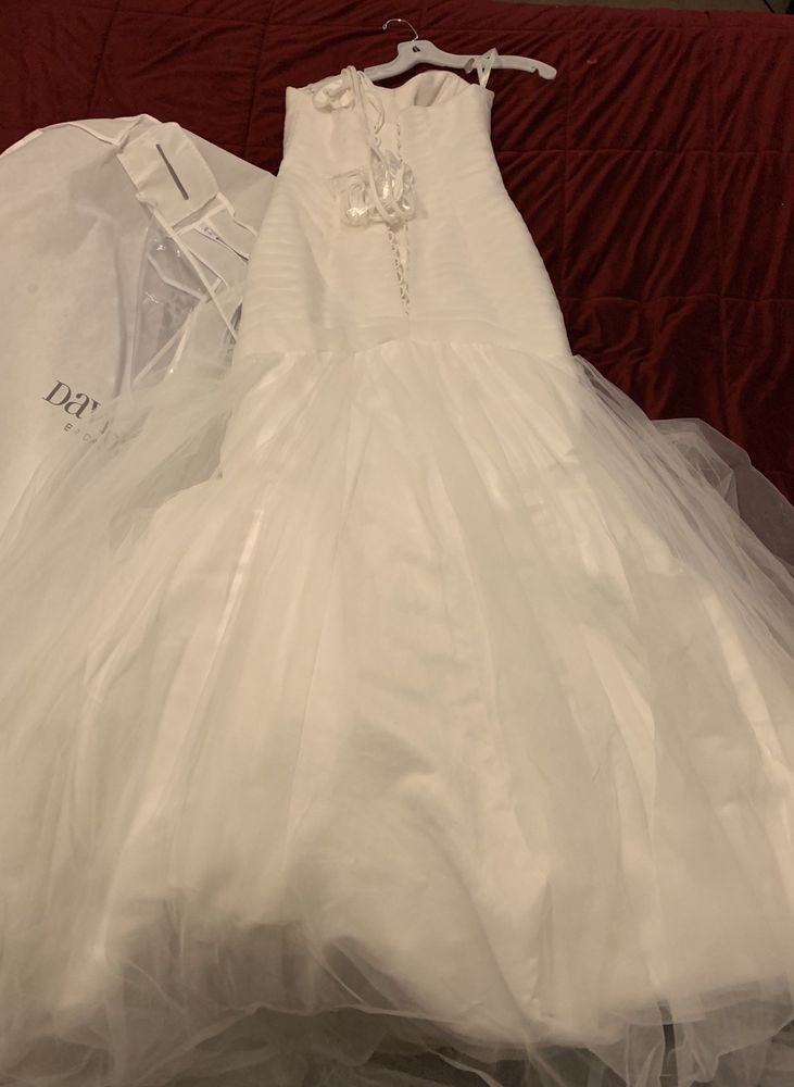 Wedding Dress Size 8 Fashion Clothing Shoes Accessories