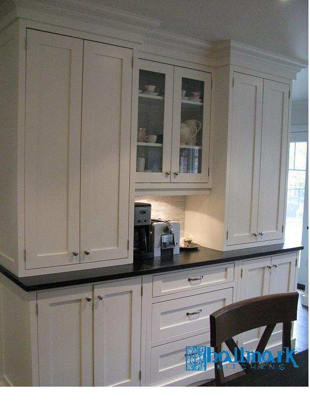 Inset doors/drawers