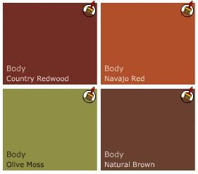 25 best ideas about warm paint colors on pinterest for Navajo red benjamin moore