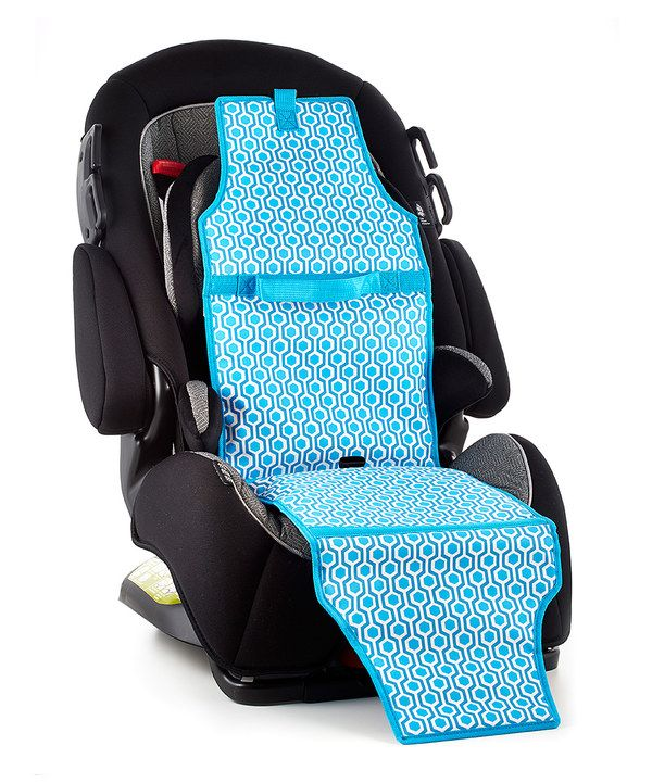 look at this cool carats blue penti cooltech car seat cooler on zulily today noah. Black Bedroom Furniture Sets. Home Design Ideas