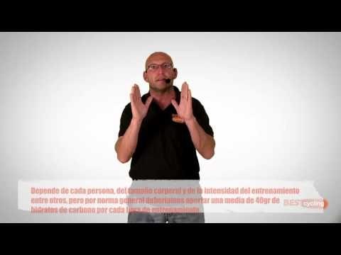 ▶ Las dietas hiperproteicas y el ciclismo indoor. - YouTube