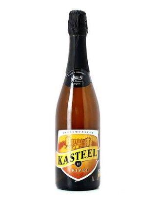 Kasteel Tripel 11� 75cl