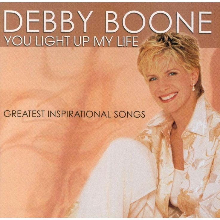 Debby Boone - You Light up My Life: Greatest Inspirational Songs (CD)