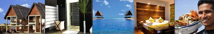Maalu Maalu Resorts and Spas, Paseekudah Sri Lanka