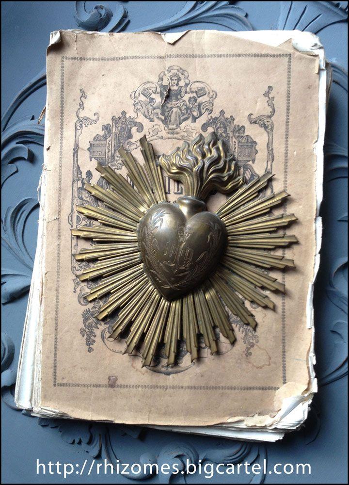 http://rhizomes.bigcartel.com sacred heart