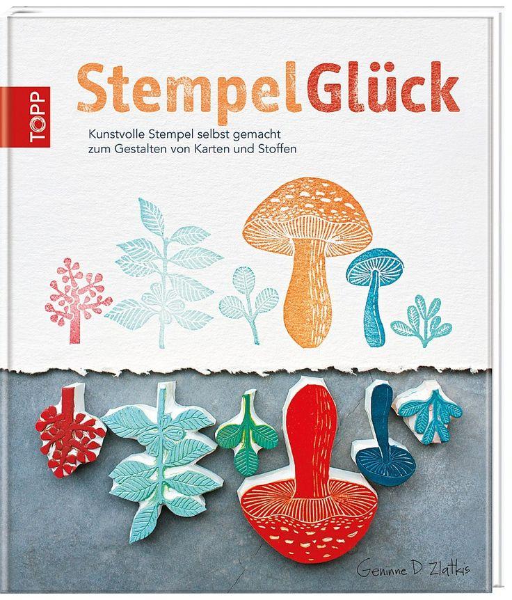 "Blog-Review von ""kreativtester.de"" zum TOPP-Titel ""StempelGlück"": https://www.topp-kreativ.de/stempelglueck-5895.html #topp #frechverlag #diy #basteln"