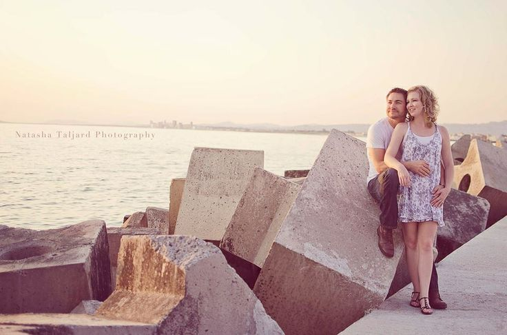 Sunset, harbour, engagement shoot, yachts