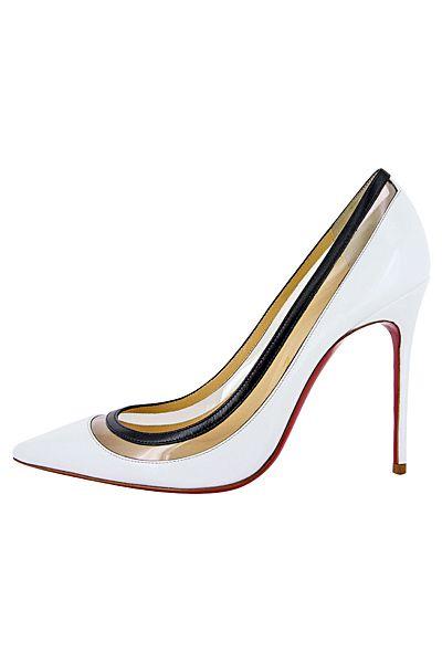 #ChristianLouboutin - Women's #Shoes - 2013 #SpringSummer