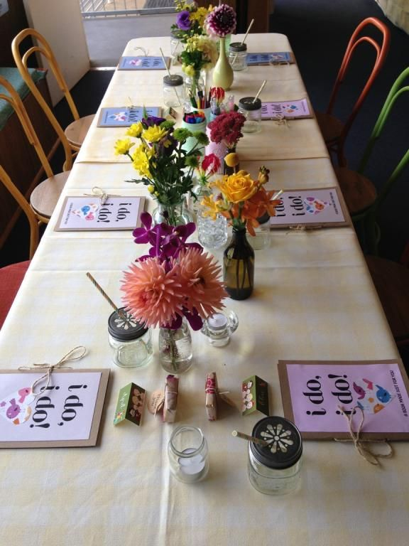 One Day Your Way - The wedding of Jo and David - Alphinton Bowls Club - eclectic vintage - 13
