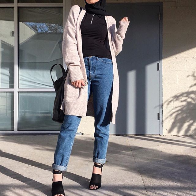 Best 25 Hijab Outfit Ideas On Pinterest Hijab Fashion