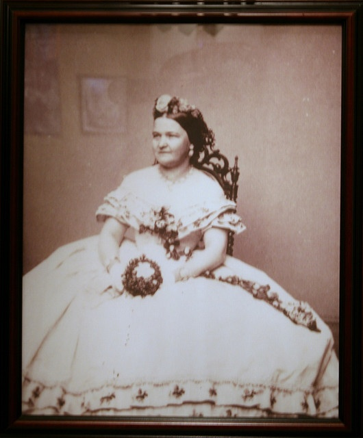 Mary Todd Lincoln by cliff1066™, via Flickr