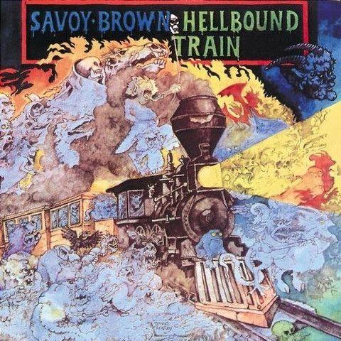 Savoy Brown Hellbound Train – Knick Knack Records