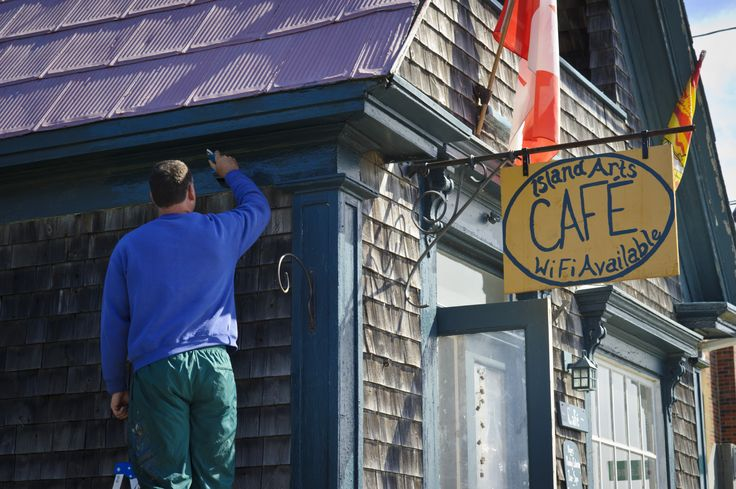 Quirky cafes and local curiousities abound in the small communites along the Bay of Fundy. What treasures will you discover during your travels? | New Brunswick, Canada travel #ExploreNB