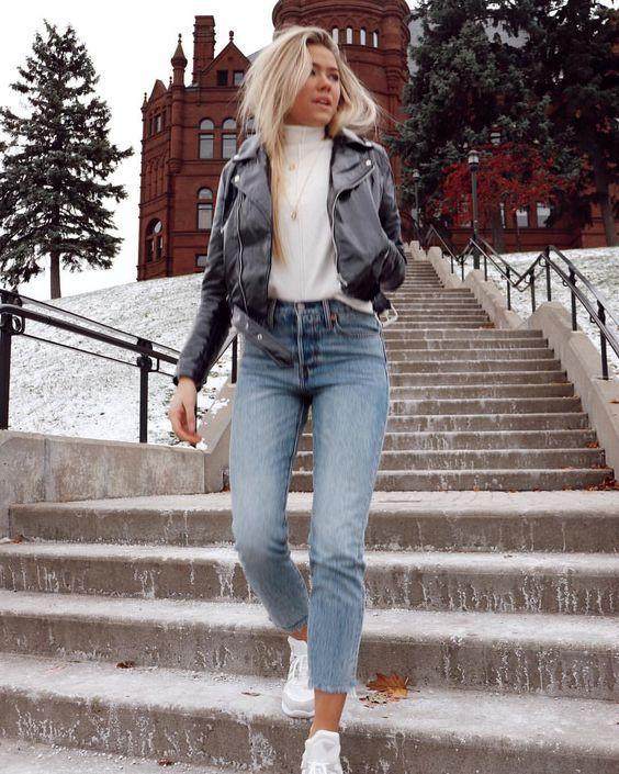 Auf der Suche nach stylischen und kuschligen Outfits für die kalten Wintertage?…