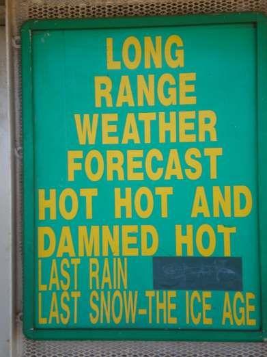 Australian Weather Forecast... - RegenerationX/Getty Images