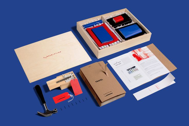 Packaging/Branding :: Svbscription  RoAndCo Studio. SVBSCRIPTION is a luxury service for men that delivers a thoughtfully curated collection of objects to subscribers' doorsteps. Great concept, great design.