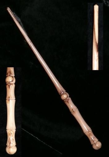 pagan wand | Lilac Wood MAGIC WAND Pagan Wicca Fairy by gildedquill on Etsy