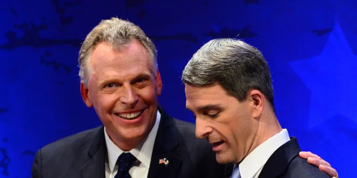 Virginia Election Results: Terry McAuliffe Beats Ken Cuccinelli In Governor's Race