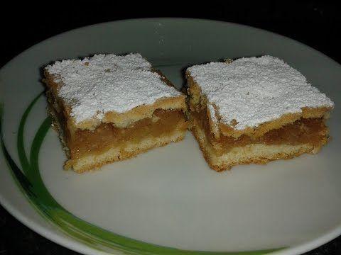 Jablkový koláč (videorecept) - Recept