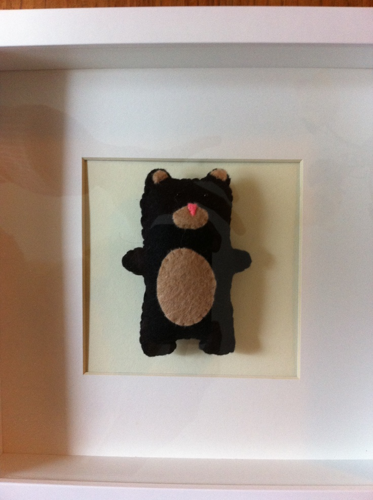 - Black Bear from the 'Canadiana' collection