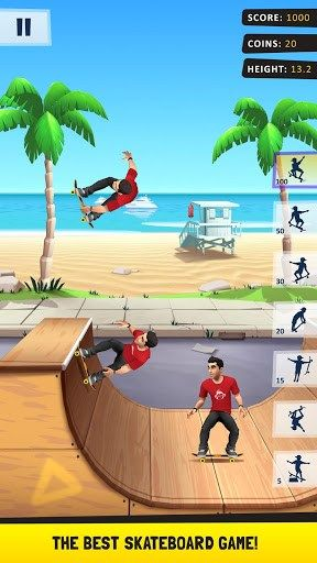 Flip skater for iphone download.