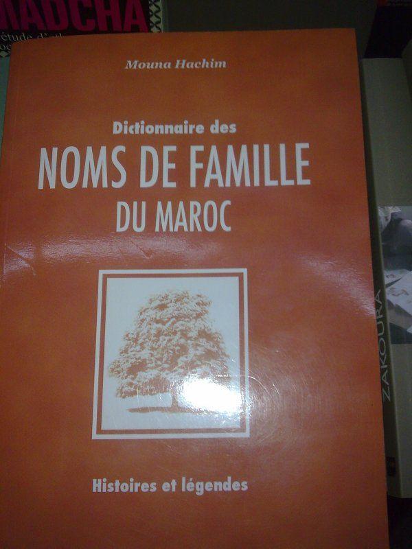 """D'après cet article, les """"grandes familles de Fès"""", même si elle sont…"""