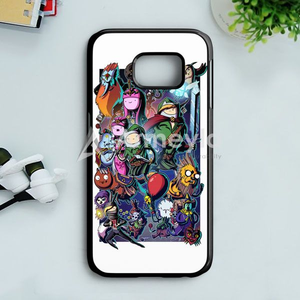 Adventure Time Party Time Samsung Galaxy S7 Case | armeyla.com