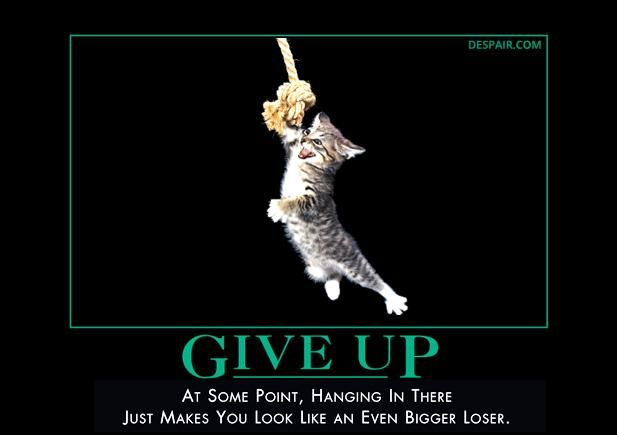 Give Up from Despair, Inc.