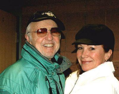 Haskell Wexler & wife Rita Taggert
