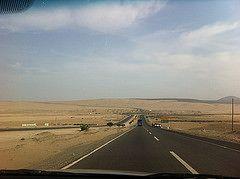 Av. Panamericana, Camino a Huaraz