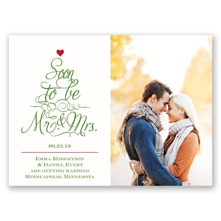 cruise wedding save the date announcement%0A Top off the holiday season with super cute holiday save the dates announcing  your wedding