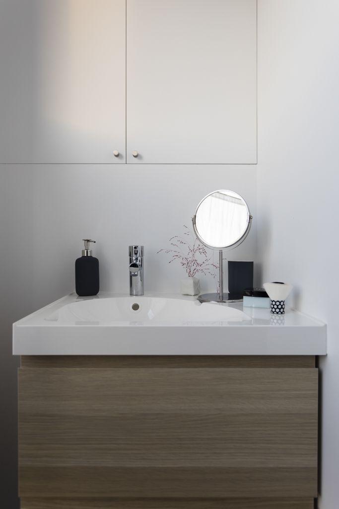 Meuble Vasque Ikea Elodie Sagot Architecte D Interieur Paris