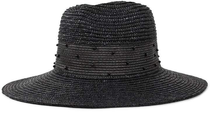 7d5b0e0d5 Brixton Macy Fedora in Black #Fedora#straw#hat | Styles Fashion ...