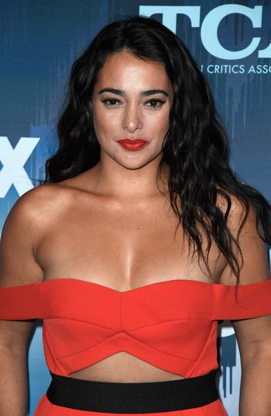 Natalie Martinez Photos Photos - Natalie Martinez attends the FOX All-Star Party during the 2017 Winter TCA Tour at Langham Hotel on January 11, 2017 in Pasadena, California. - 2017 Winter TCA Tour - FOX All-Star Party - Arrivals